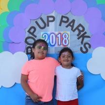 2018 Pop Up Park